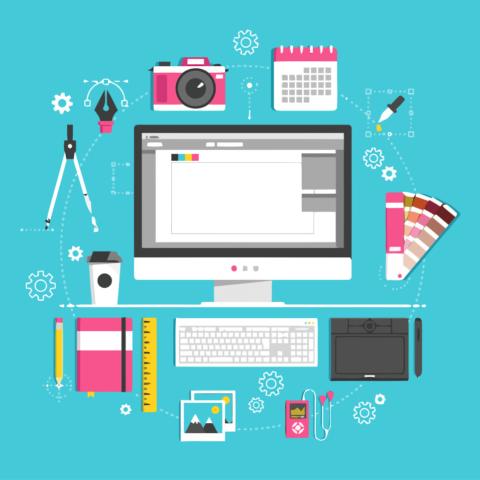 Diseño gráfico - web