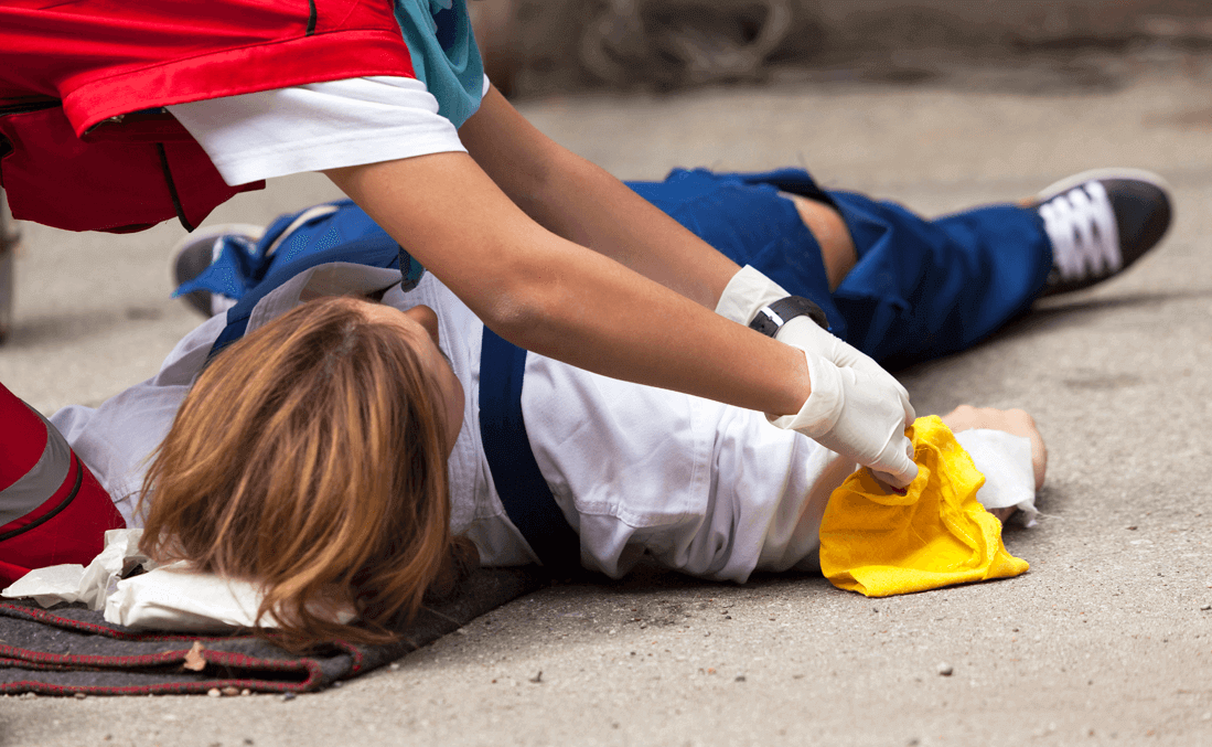 Curso de primeros auxilios presencial