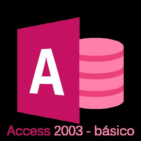 Curso de access 2003 nivel básico