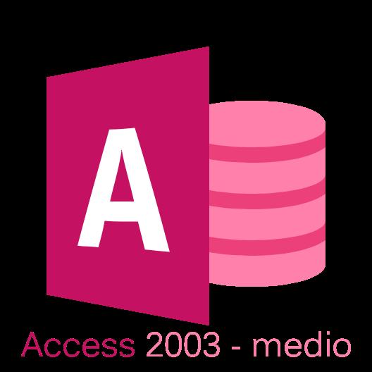 Curso de access 2003 nivel medio