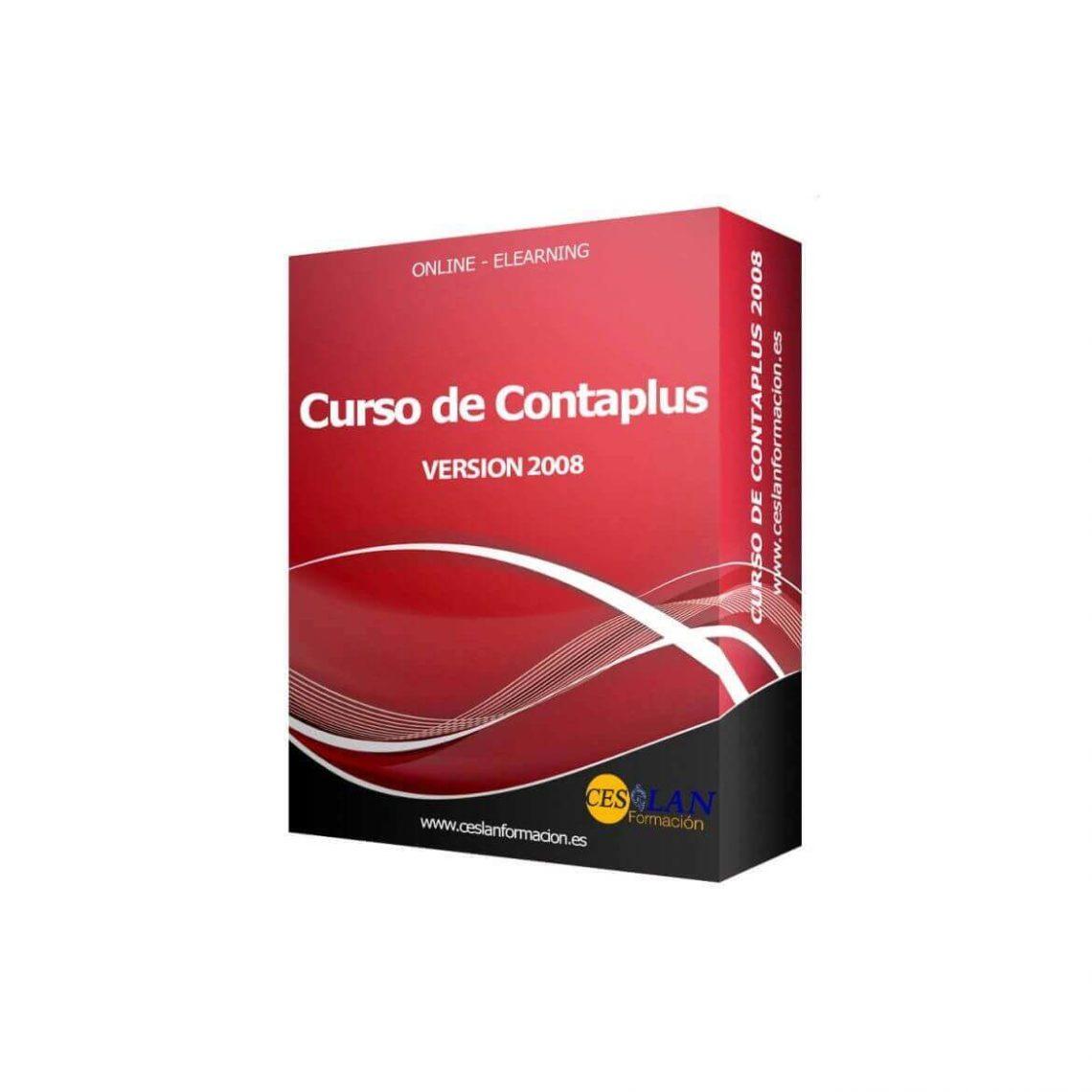 Curso de Contaplus 2008