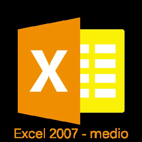 Curso de Excel 2007 medio