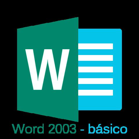 Curso de microsoft Word 2003 básico
