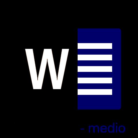 Curso de microsoft Word 2007 medio