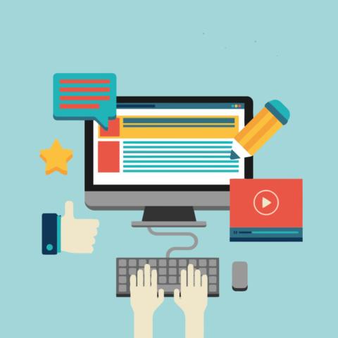 Curso de Creación y optimización de tu espacio virtual en Internet Online CeslanFormacion