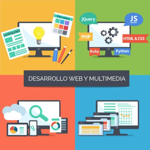 Desarrollo Web - Multimedia