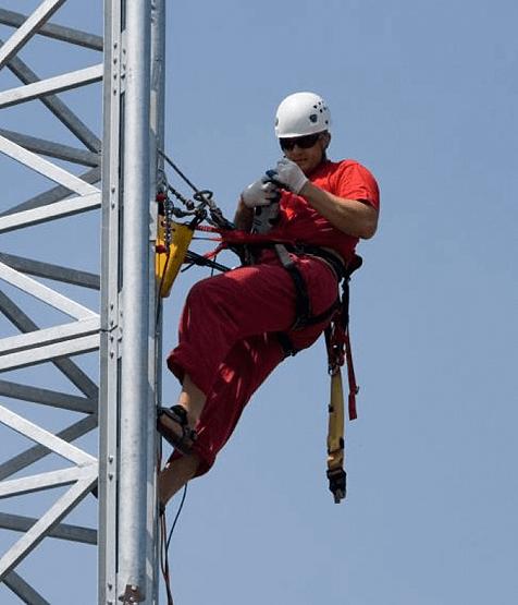 Curso de trabajos en alturas
