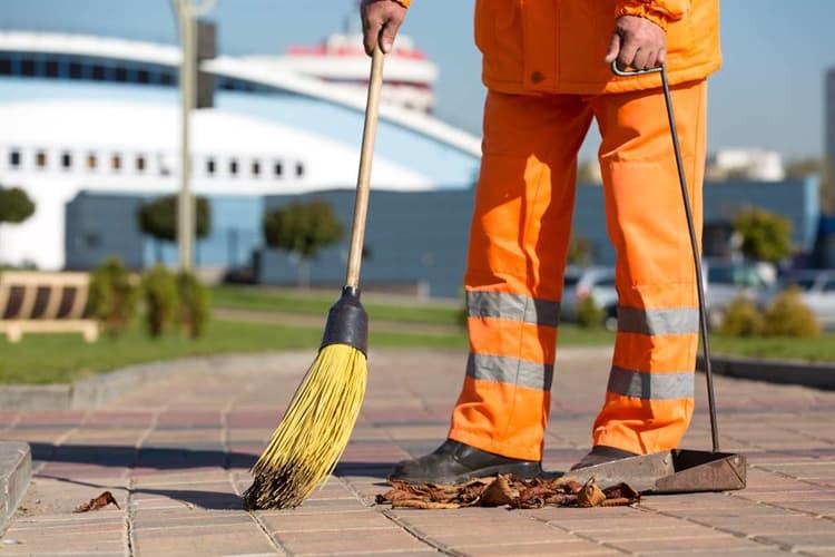 Curso Profesional de Limpieza Viaria